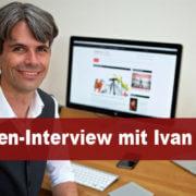 Interview Sichtbarket mit Ivan Blatter - neues Zeitmanagement