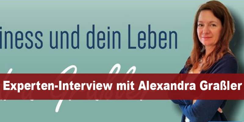 sichtbar-im-netz - Interniew Alexandra Grassler